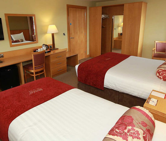 Belmore Court & Motel - Accessible Room 348