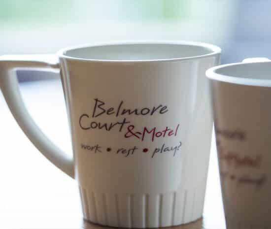 Executive Belleek Mugs
