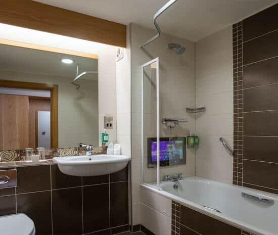 Executive Double with Bath TV