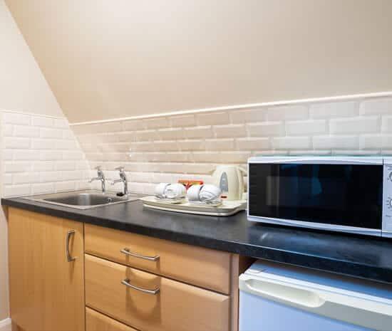 Standard Family - mini kitchen