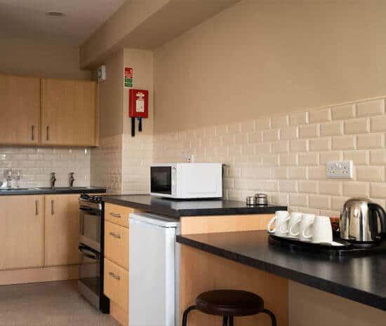 Standard Mini Kitchen - Accessible