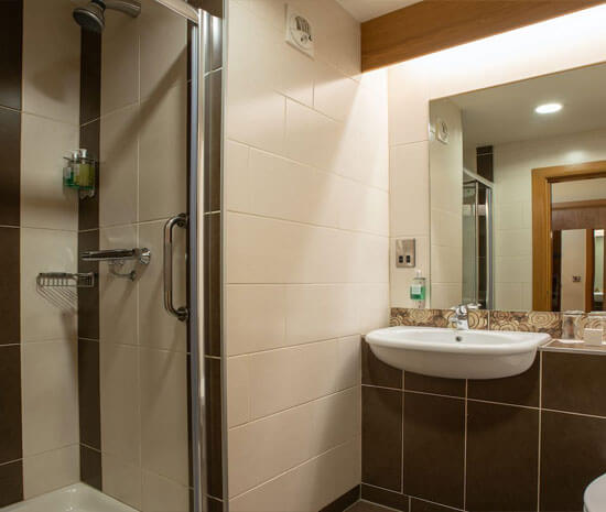 Superior Ensuite with Shower