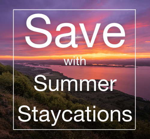 Save with Summer Staycations